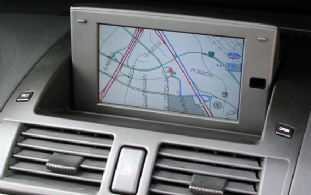 DVD MAZDA SDAL Navigation Map Europe Sat Nav last update